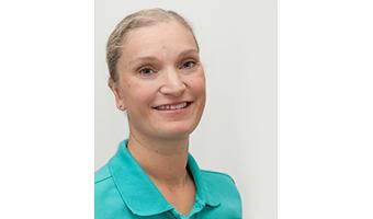 Fysioterapeutti Mia Kilkki