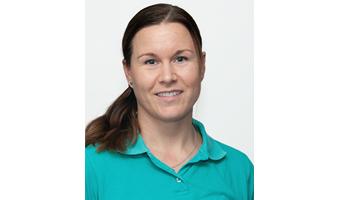 Fysioterapeutti Sari Rinne